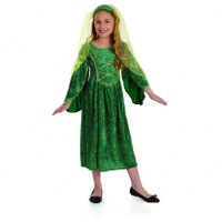 Green Tudor Dress