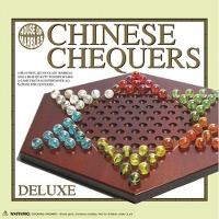 Chinese Chequers Deluxe